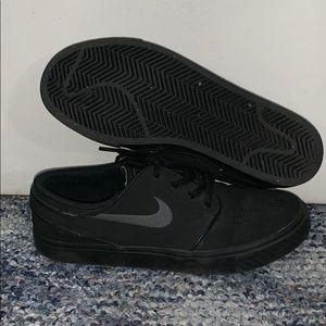 Nike Janoski (Black/Gray)